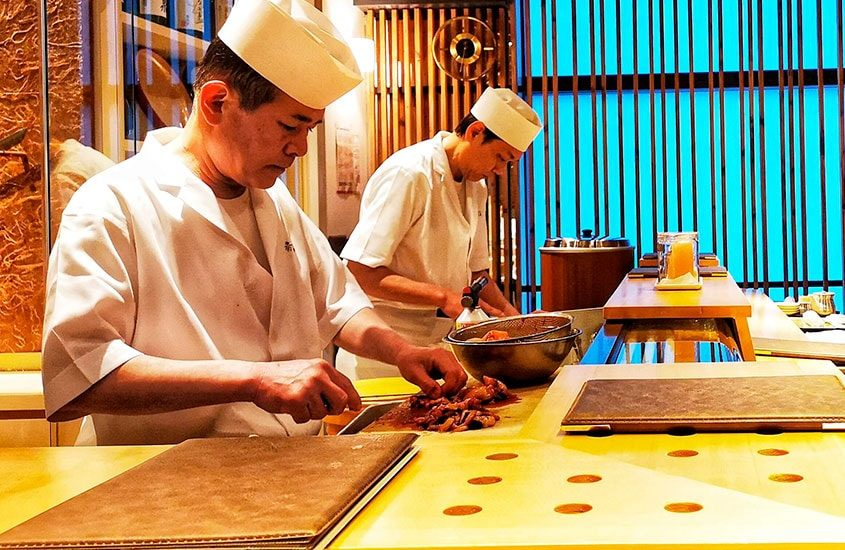 Cucina giapponese, oltre il sushi