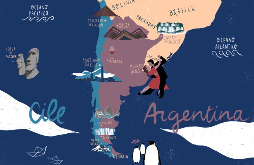 CILE E ARGENTINA: COSA VEDERE