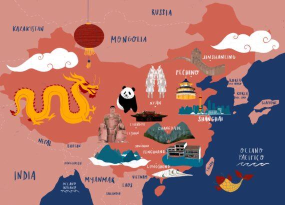 Itinerario Cina